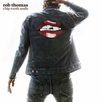 Rob Thomas Chip Tooth Smile CD POP ATLANTIC 2019 NEW FREE SHIPPING preorder