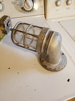 Outstanding Vintage Appleton Industrial Explosion Proof Light Custom Wiring And Wiring Database Cominyuccorg