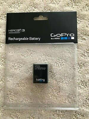 GoPro Rechargeable Battery for HERO3 and HERO3+ (GoPro Official Accessory)