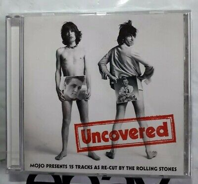Various Artists - THE ROLLING STONES UNCOVERED  CD Compilation MOJO July (2013)