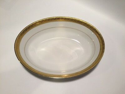 Centurion Collection 9414 Pure Gold Salad Bowl Serving Dish