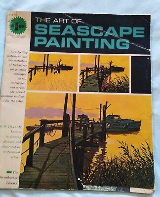 Painting Book The Art Of Seascape Painting