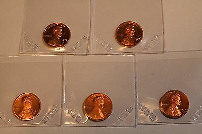 1977 S Proof Lincoln Memorial Cent Penny