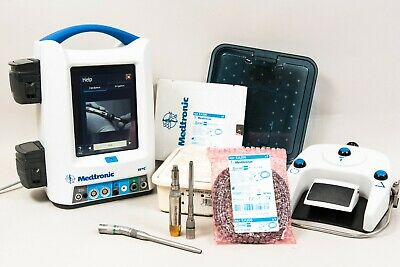 Medtronic Midas Rex Legend EM100 EHS DRILL SET with IPC System, AS14, and AA14