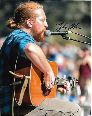 TYLER CHILDERS AUTOGRAPHED SIGNED 8x10 Photo w/COA *RARE* American Country Folk