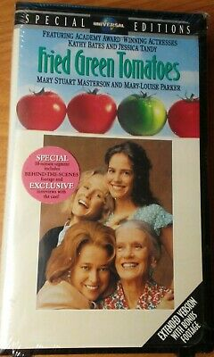 FRIED GREEN TOMATOES VHS 1999 Kathy Bates Jessica Tandy Mary