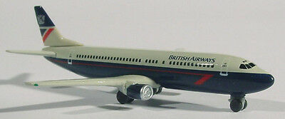 Herpa Wings 1:500 British Airways Boeing 737-400 prod id 501248 released 1996