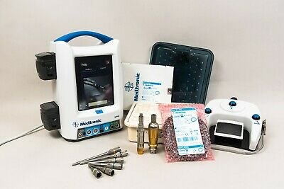 Medtronic Midas Rex EM100 Legend Set with IPC AS07 AS08 AS09 AS10 AS14 AS15 AD03