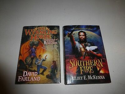 2 The Wyrmling Horde:7th of The Runelords,David Farland,Southern Fire,McKenna S5