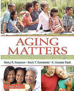 PDF 💯 Aging Matters An Introduction to Social Gerontology by Nancy Hooyman