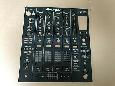 New OEM Replacement Part For Pioneer DJM800 Main Faceplate Front Panel DNB1144