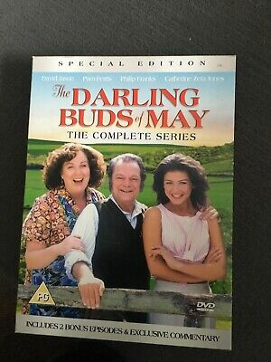 The Darling Buds Of May - The Complete Series (DVD, 2005)