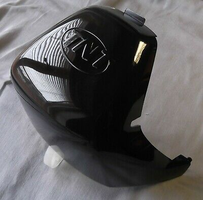 Peugeot Speedfight Seat Saddle Front Trim Cover Panel Black by TNT TN3668800