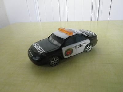 DISNEY PIXAR CARS VOITURE MARLON  McKAY FLASH McQUEEN METAL 1/55 BON ETAT !!