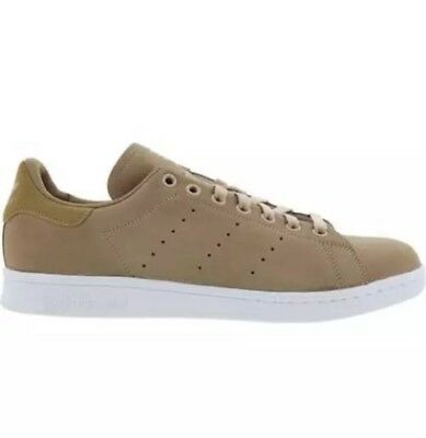 the best attitude 35e02 d6586 Adidas Originals Stan Smith Light Brown Suede leather DA9008 Trainer Uk  Size 6.5