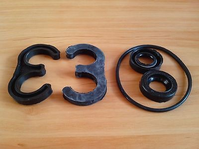 belarus tractor 250as, 300, nortrac 250a hydraulic pump seal kit