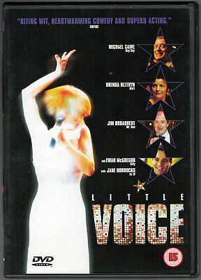 Little Voice (DVD 1999) Rating 15