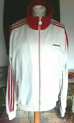 Adidas Trackie Jacket Top Trefoil Casuals Northern Soul