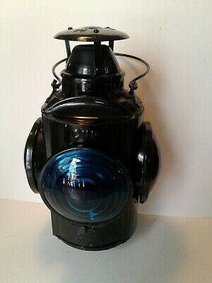 New Old Stock Never Lit Cnr Railroad Switch Lantern