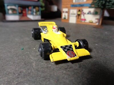 Vintage Formula One Racer, Made In Hong Kong  1/64  Scale   5-3-12