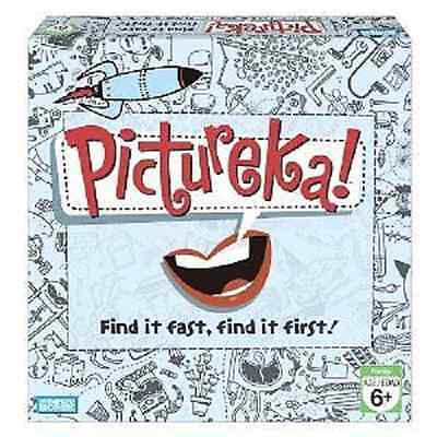 Pictureka Find it fast, find it first! Parker Brothers