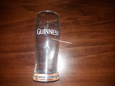 Bicchiere calice boccale beer birra Guinness  0,33 l pub bar stock lotto
