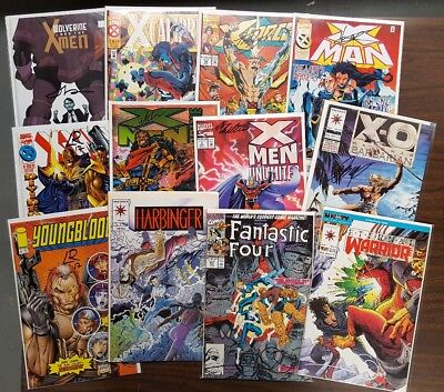 Grab Bag Lot of 5 Signed Comics by Today's Greatest Creators