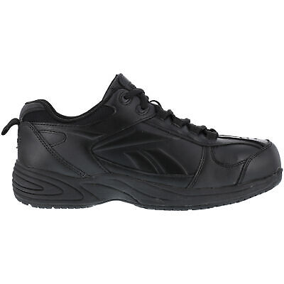 beb6434e3 REEBOK WORK MEN S Jorie LT RB1130 Slip Resistant Athletic Oxford ...