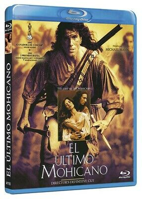 Le Dernier Mohawk (Blu-Ray) (The Last Of The Mohicans)