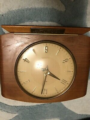 Smiths Vintage Clock Replacement Face