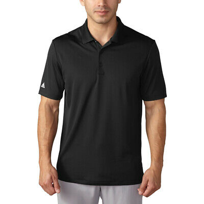 New Adidas Golf Performance Polo LIGHTWEIGHT JERSEY FABRIC - Pick Shirt