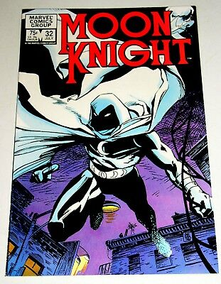 MOON KNIGHT #32     Bronze Age - Late Issue  1983