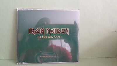 Uk Dj Promo Of Dance Of Death Interview Brand New & Never Played By Iron Maiden