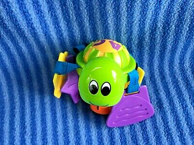 Evenflo Smart Steps ABC//123 Exersaucer Turtle Teether Toy Replacement Part