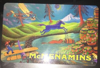 McMenamins Gift Card $20 Value Pub Breweries Historic Hotels Travel Edgefield