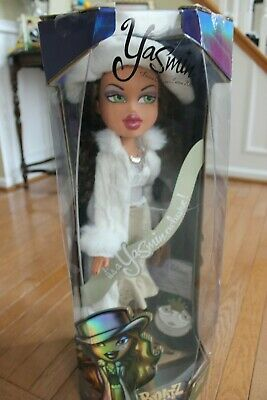 """Bratz Yasmin 24"""" Doll Limited Collector's Edition Year 2003 (Numbered NEW IN BOX"""