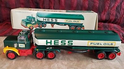 1977 Hess Toy Truck, Collectible