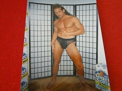 Vintage 18 Year Old + Gay Interest Chippendale Nude Hot Semi Nude Male Photo  D5