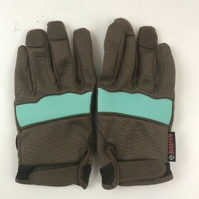 Wolverine LADIES High Performance Gym Exercise Athletic Gloves 9 Large NWOT