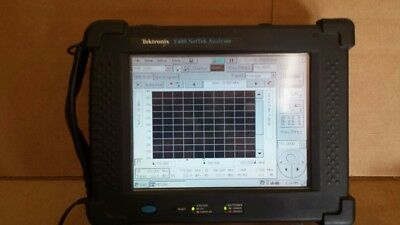 Tektronix Y400 NetTek Analyzer with YBT250 installed