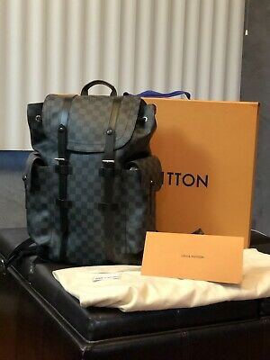 c37f16df2abf LOUIS VUITTON CHRISTOPHER PM Backpack N44054 -  2