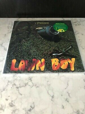 Trey Anastasio Signed Phish Lawn Boy Album Vinyl Jsa #n11422 Auto Autographs-original Music