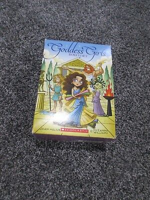 Goddess Girls 5 Book Boxed Set: Artemis the Loyal, Aphrodite the Diva, Athena th