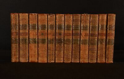 1800 12vol The Plays of William Shakespeare Vernor and Hood Rowe Intro