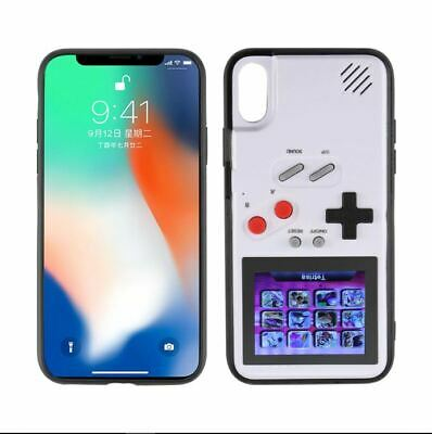 NEW HD 36 Gaming iPhone Case Cover for iPhone XS Max XR 6 7 8 Plus X TPU Tetris