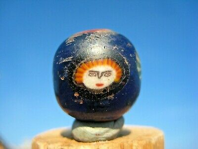 Roman Mosaic Glass Bead