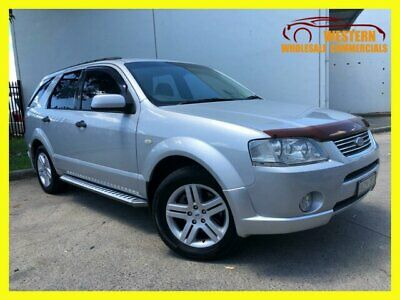 2006 Ford Territory SY Ghia Wagon 5dr Spts Auto 4sp, 4.0i (RWD) Automatic A