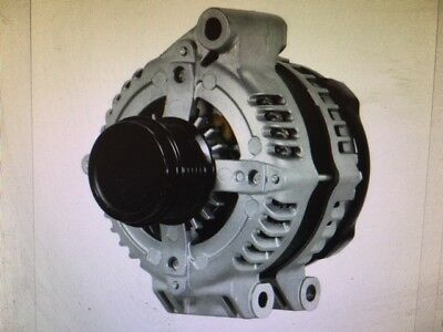 200 Amp Alternator Chrysler 200 v6 3.6  2011-14 / Town & country 2011-16 v6 3.6