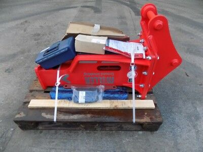 Miller Hammer / Breaker To Suit Jcb 3Cx / Free Uk Delivery Included