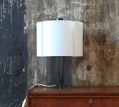 70er QUALITY SYSTEMS TABLE LAMP DANISH VINTAGE 70s TABLE LAMP 60er 60s